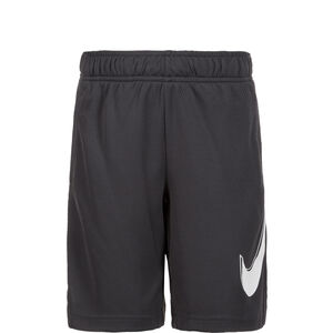 Dry Trainingsshort Kinder, anthrazit / weiß, zoom bei OUTFITTER Online