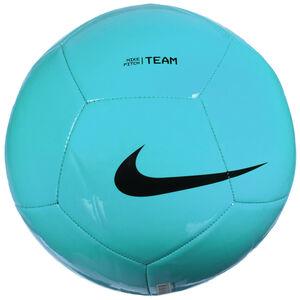 Pitch Team Fußball, blau / schwarz, zoom bei OUTFITTER Online