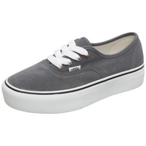 Authentic Platform 2.0 Sneaker Damen, dunkelgrau / weiß, zoom bei OUTFITTER Online