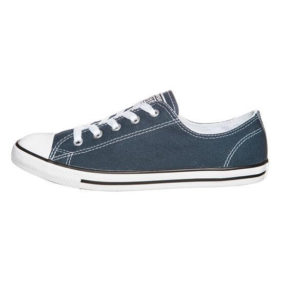 Chuck Taylor All Star Dainty OX Sneaker Damen, Blau, zoom bei OUTFITTER Online