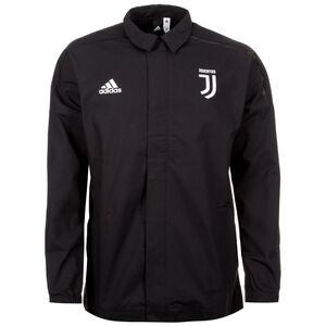 Juventus Turin Z.N.E. Jacke Herren, Schwarz, zoom bei OUTFITTER Online