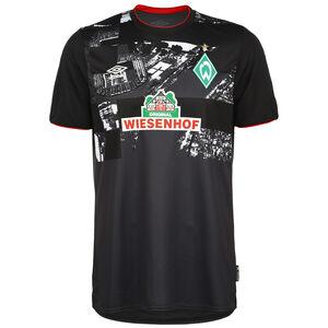 SV Werder Bremen Trikot 3rd 2020/2021 Herren, schwarz, zoom bei OUTFITTER Online