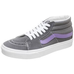 Sk8-Mid Sneaker Damen, grau / lila, zoom bei OUTFITTER Online