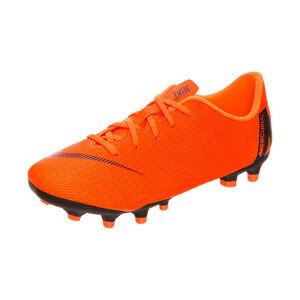 Mercurial Vapor XII Academy MG Fußballschuh Kinder, Orange, zoom bei OUTFITTER Online