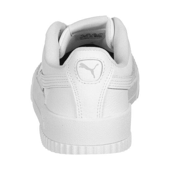 Carina Sneaker Kinder, weiß / violett, zoom bei OUTFITTER Online