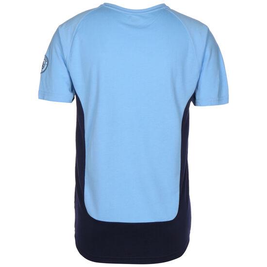 Manchester City Evostripe Trainingsshirt Herren, hellblau / dunkelblau, zoom bei OUTFITTER Online
