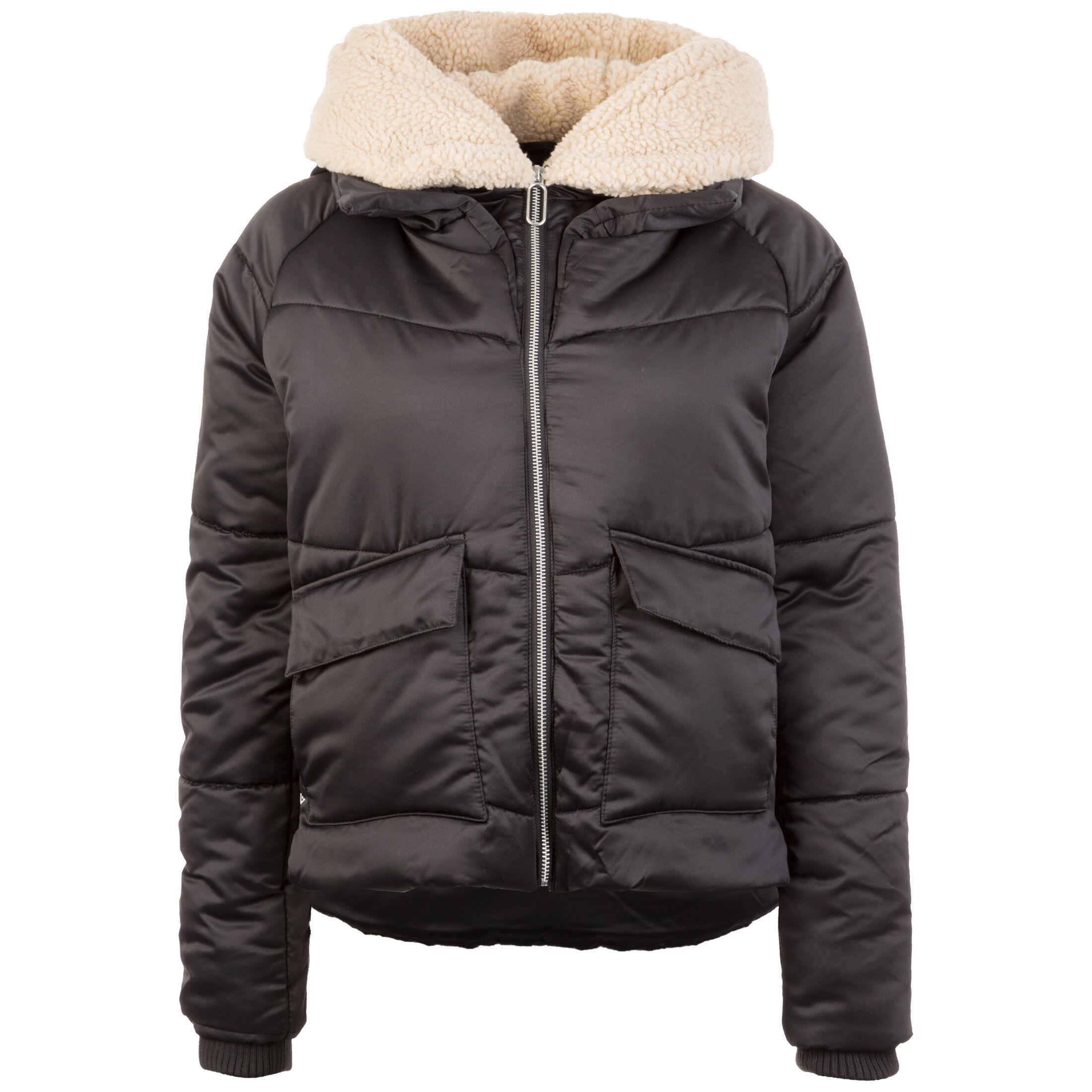 Sherpa Hooded Jacke Damen