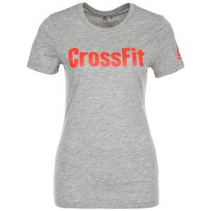 SpeedWick F.E.F. Trainingsshirt Damen, grau, zoom bei OUTFITTER Online