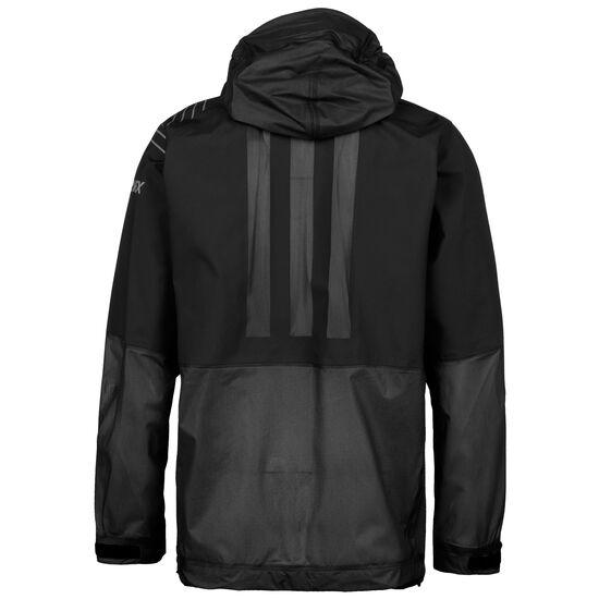 Terrex 3-Layer Zupahike Regenjacke Herren, schwarz, zoom bei OUTFITTER Online