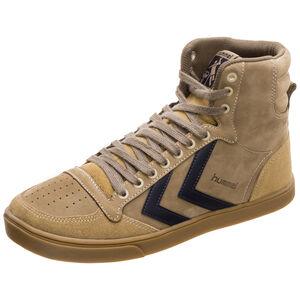 Stadil Rubber High Sneaker Herren, hellbraun, zoom bei OUTFITTER Online
