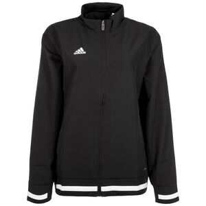 Team 19 Woven Jacket Trainingsjacke Damen, schwarz, zoom bei OUTFITTER Online