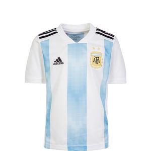 AFA Argentinien Trikot Home WM 2018 Kinder, Weiß, zoom bei OUTFITTER Online
