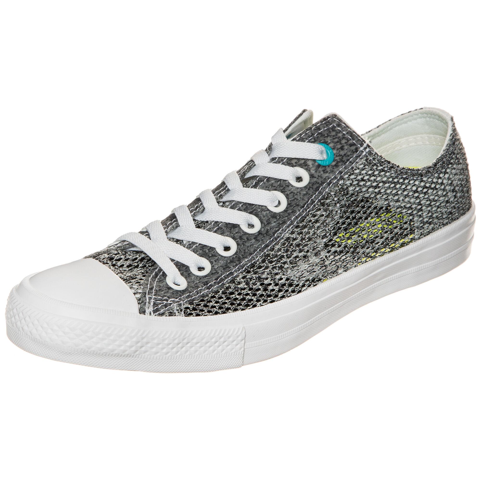Converse Chuck Taylor All Star II Ox Sneaker Grau