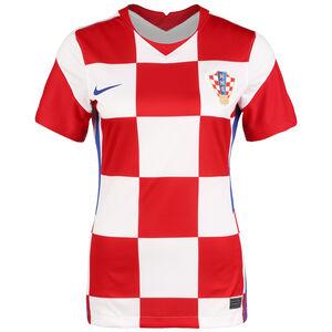 Kroatien Trikot Home Stadium EM 2021 Damen, weiß / rot, zoom bei OUTFITTER Online