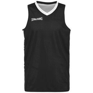 Essential Reversible Trainingstop Herren, schwarz / weiß, zoom bei OUTFITTER Online