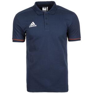 Tiro 17 Poloshirt Herren, dunkelblau / orange, zoom bei OUTFITTER Online