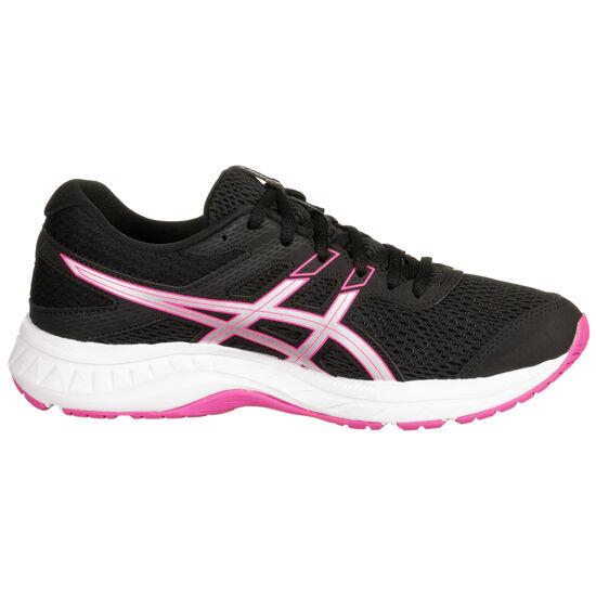 GEL-CONTEND 6 Laufschuh Damen, schwarz / pink, zoom bei OUTFITTER Online