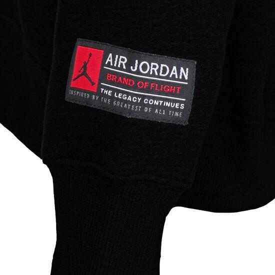 AJ 1 Emblem Sweatshirt Kinder, schwarz, zoom bei OUTFITTER Online