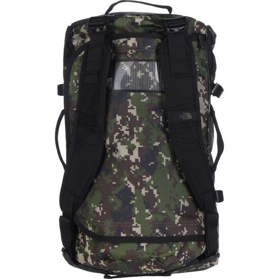Base Camp Duffel S Tasche, grün / schwarz, zoom bei OUTFITTER Online