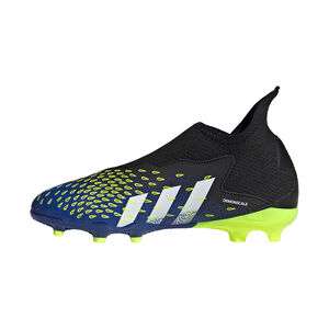 Predator Freak .3 LL FG Fußballschuh Kinder, schwarz / blau, zoom bei OUTFITTER Online