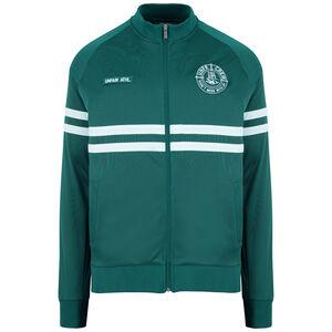 DMWU Trainingsjacke Herren, grün / weiß, zoom bei OUTFITTER Online