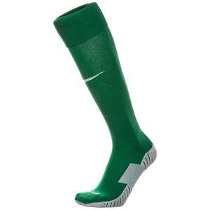 Matchfit Cushioned Sockenstutzen, dunkelgrün / weiß, zoom bei OUTFITTER Online