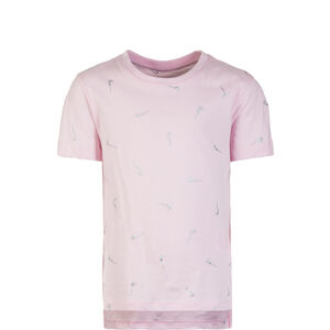 Swooshfetti T-Shirt Kinder, rosa, zoom bei OUTFITTER Online