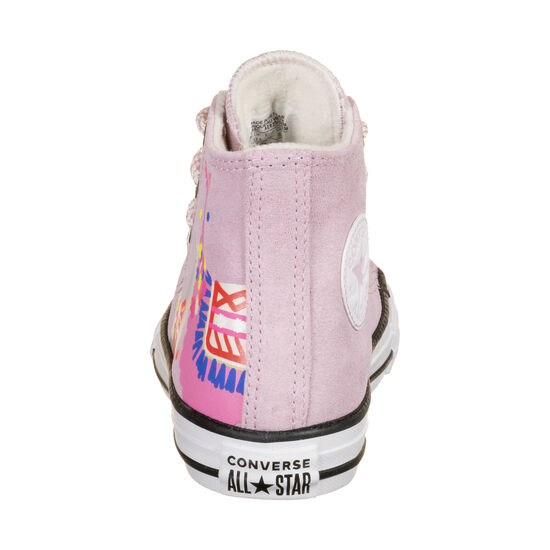 Chuck Taylor All Star Hi Sneaker Kinder, altrosa / weiß, zoom bei OUTFITTER Online