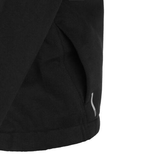 Favourite Fleece Kapuzensweatjacke Damen, schwarz, zoom bei OUTFITTER Online