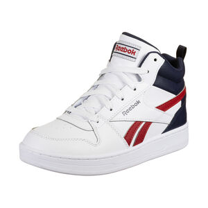 Royal Prime Sneaker Kinder, weiß / rot, zoom bei OUTFITTER Online