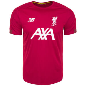 FC Liverpool On-Pitch Trainingsshirt Herren, rot / weiß, zoom bei OUTFITTER Online