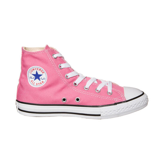 Chuck Taylor All Star High Sneaker Kinder, Pink, zoom bei OUTFITTER Online