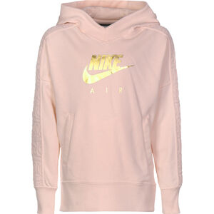 Air GX Kapuzenpullover Kinder, rosa / gold, zoom bei OUTFITTER Online