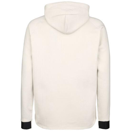 Charged Cotton Fleece Kapuzenjacke Herren, weiß / schwarz, zoom bei OUTFITTER Online