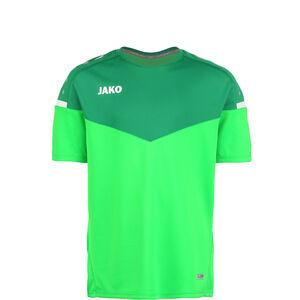 Champ 2.0 Trainingsshirt Kinder, grün / dunkelgrün, zoom bei OUTFITTER Online