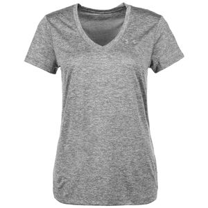 HeatGear Twisted Tech Trainingsshirt Damen, Grau, zoom bei OUTFITTER Online