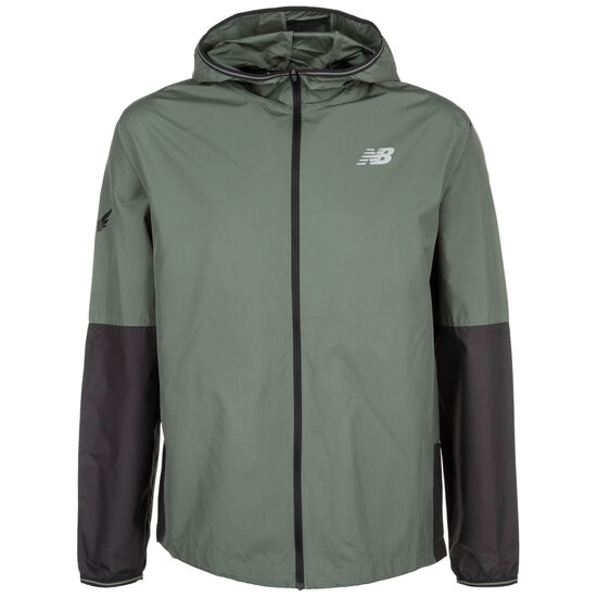 Velocity Jacket Trainingsjacke Herren, grün, zoom bei OUTFITTER Online
