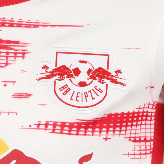 RB Leipzig Trikot Home Stadium 2021/2022 Kinder, weiß / rot, zoom bei OUTFITTER Online