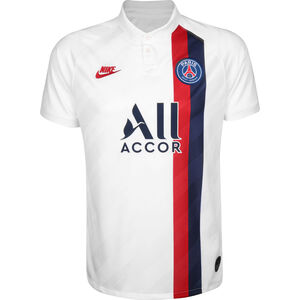 Paris Saint Germain Trikot 3rd Stadium 2019/2020 Herren, weiß / rot, zoom bei OUTFITTER Online