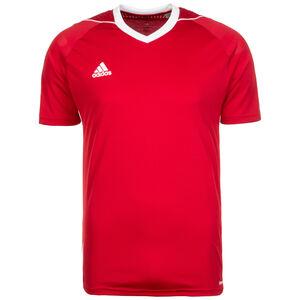 Tiro 17 Fußballtrikot Herren, rot / weiß, zoom bei OUTFITTER Online