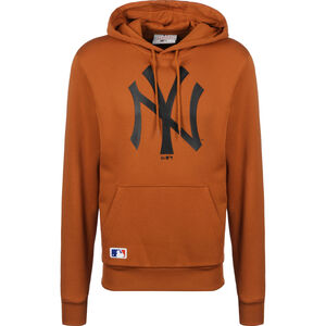 MLB Seasonal Team Logo New York Yankees Kapuzenpullover Herren, braun / anthrazit, zoom bei OUTFITTER Online
