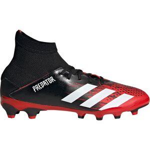 Predator 20.3 MG Fußballschuh Kinder, schwarz / rot, zoom bei OUTFITTER Online