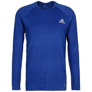 Runner Lauflongsleeve Herren, blau / weiß, zoom bei OUTFITTER Online