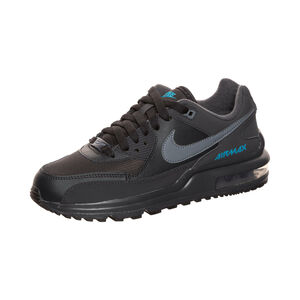 Air Max Wright Sneaker Kinder, anthrazit / blau, zoom bei OUTFITTER Online