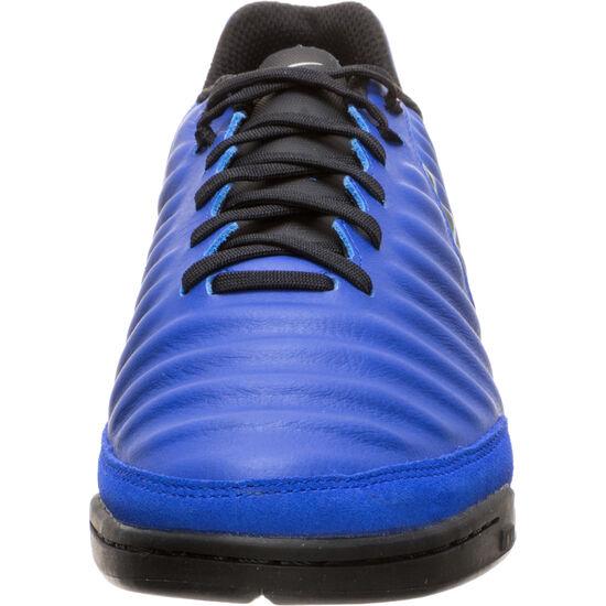 Tiempo Legend VII Academy Indoor Fußballschuh Herren, blau / schwarz, zoom bei OUTFITTER Online