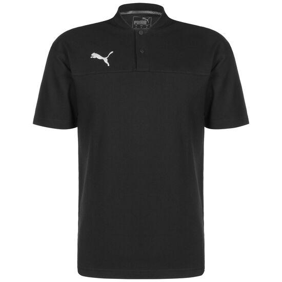 CUP Casuals Poloshirt Herren, schwarz, zoom bei OUTFITTER Online