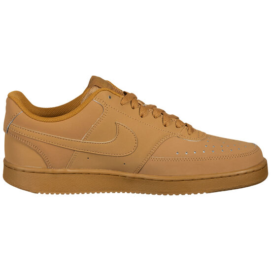 Court Vision Low Sneaker Herren, dunkelgelb / orange, zoom bei OUTFITTER Online
