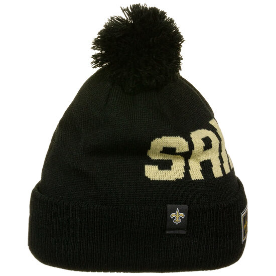 New Orleans Saints Official NFL Bommelmütze, , zoom bei OUTFITTER Online