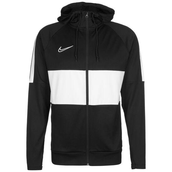 Dry Academy Trainingsjacke Herren, schwarz / weiß, zoom bei OUTFITTER Online
