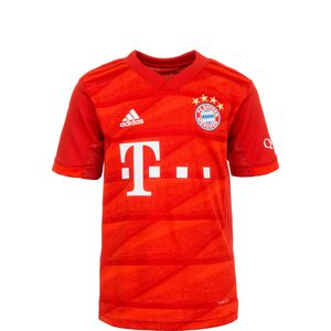 FC Bayern München Trikot Home 2019/2020 Kinder, rot, zoom bei OUTFITTER Online